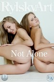 Picture Gallery Not Alone with Nude Model Alexandra & Liv