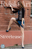 Picture Gallery Streetease with Nude Model Kei