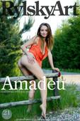 Picture Gallery Amadeu with Nude Model Vittoria Amada