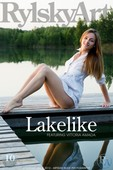 Picture Gallery Lakelike with Nude Model Vittoria Amada