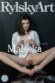 Picture Gallery Malseka with Nude Model Halley
