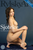 Picture Gallery Sjoteke with Nude Model Sandra Lauver